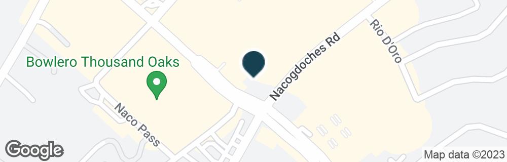 Google Map of4351 THOUSAND OAKS DR