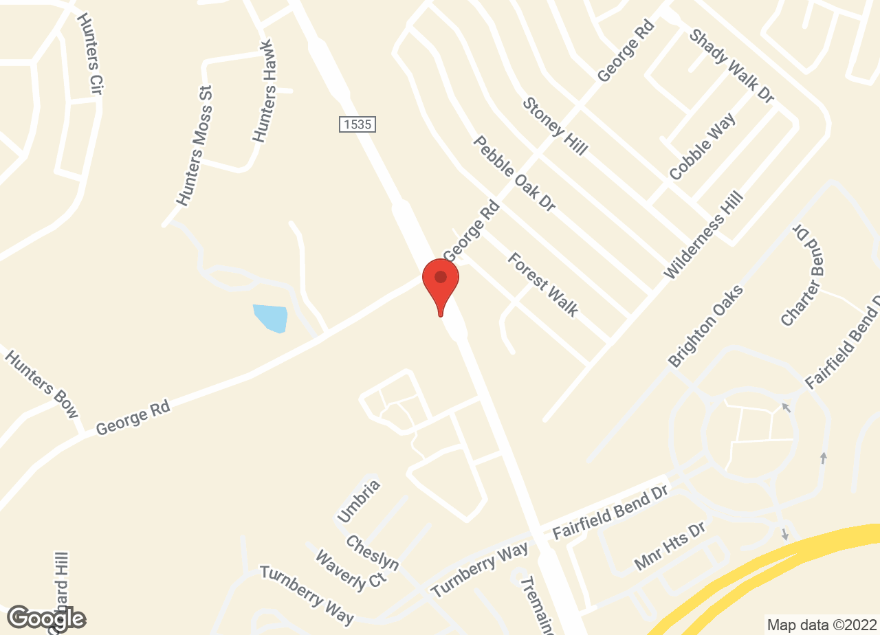 Google Map of VCA Castle Hills Companion Animal Hospital