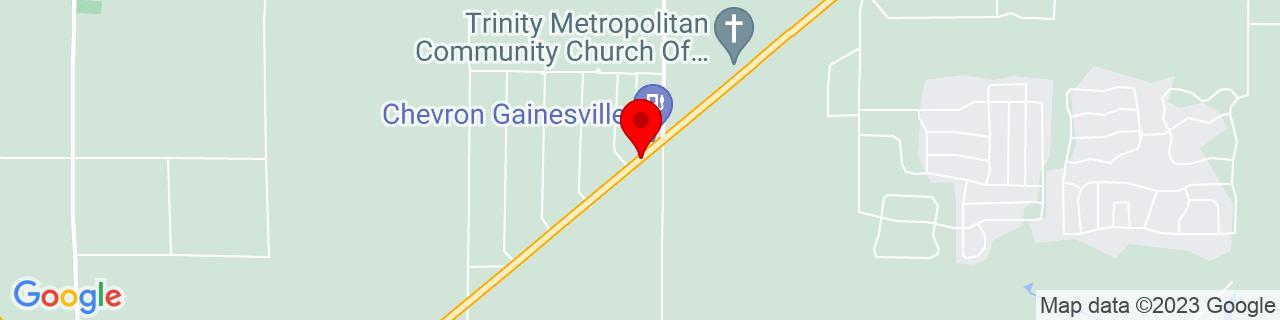 Google Map of 29.5663433, -82.4750036