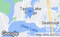 Map of Taylor Lake Village, TX