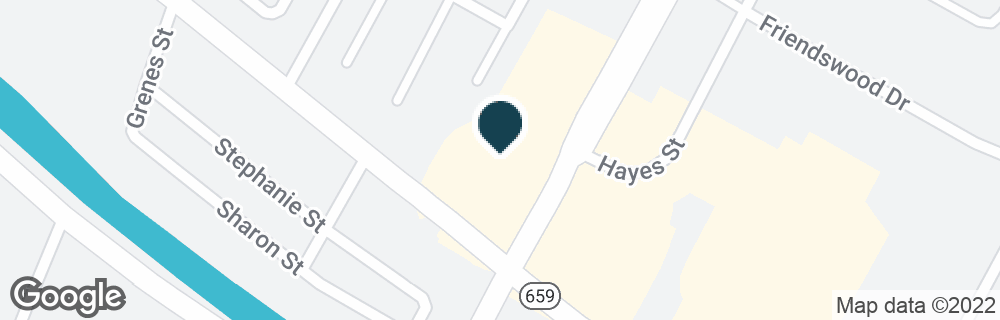 Google Map of9303 PARK AVE