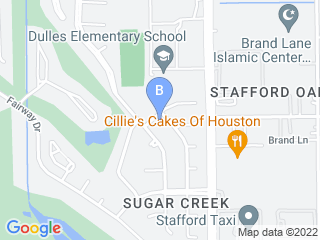 Map of Awesome Pawz Pet Care LLC Dog Boarding options in Sugar Land | Boarding
