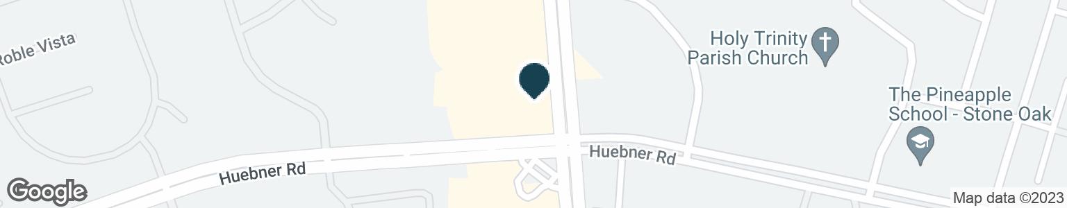 Google Map of19203 STONE OAK PKWY