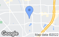 Map of Pasadena, TX