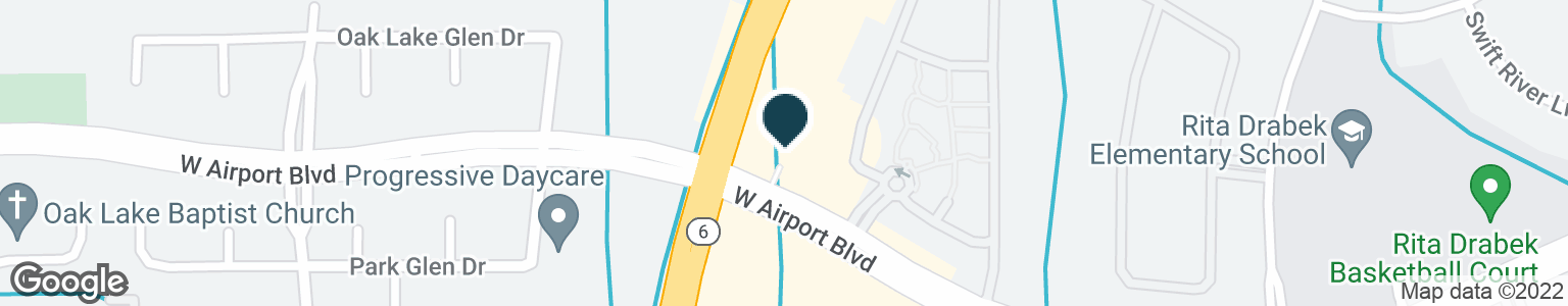 Google Map of11525 S HIGHWAY 6