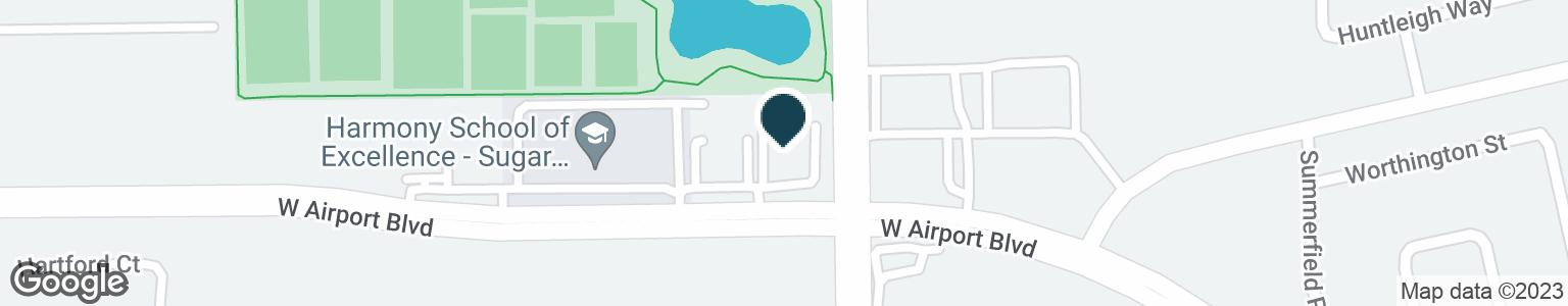 Google Map of2103 ELDRIDGE RD