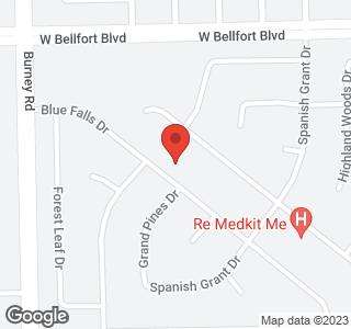 14206 Blue Falls Drive