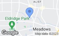 Map of Houston, TX