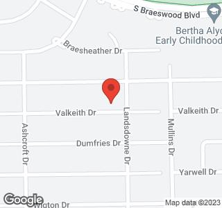 5730 Valkeith Drive