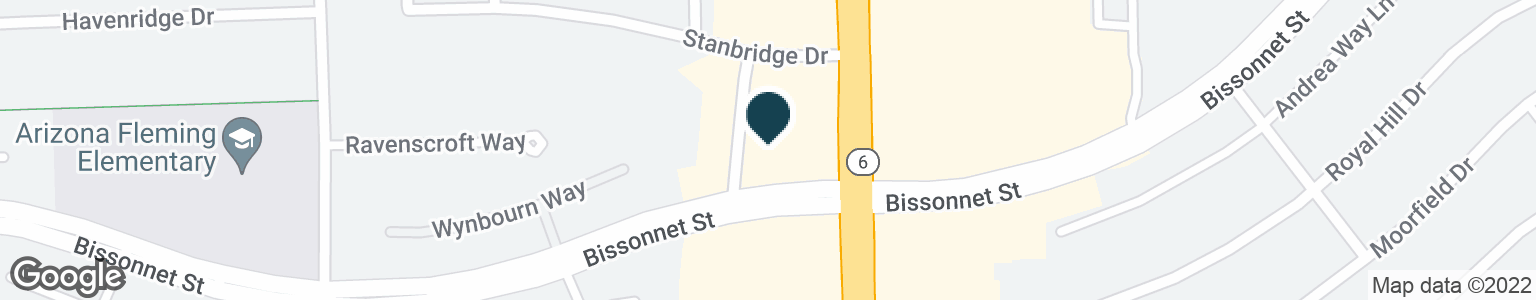 Google Map of9350 HIGHWAY 6 S