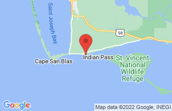 Map of Indian Pass