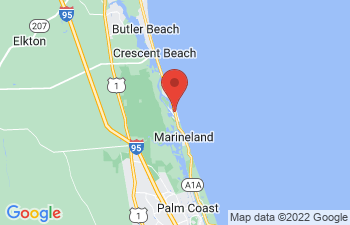 Map of Marineland