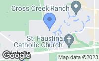 Map of Fulshear, TX