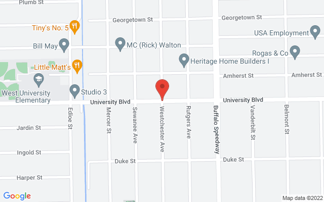 static image of 1515 Westchester Avenue, Houston, Texas