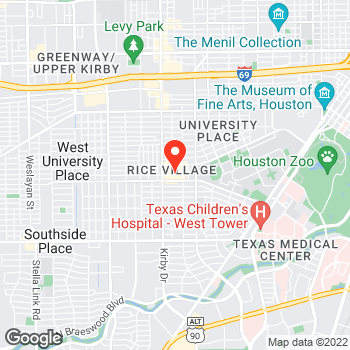 Map of Ann Taylor at 5515 Kelvin, Houston, TX 77005
