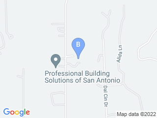 Map of Homey Hounds Pet Sitters Dog Boarding options in San Antonio | Boarding