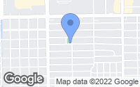 Map of West University Place, TX