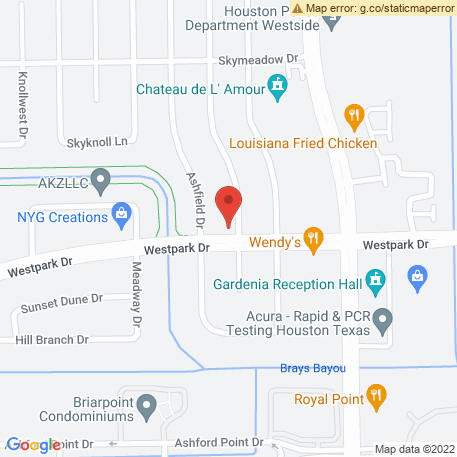 Seesaw USA Com on Map (3438 Ashton Park Dr, Houston, TX 77082) Map