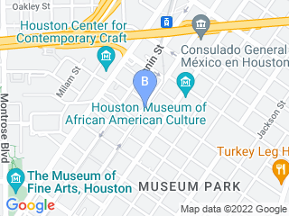 Map of Midtown Doggy Daycare & Pet Boarding Dog Boarding options in Houston | Boarding