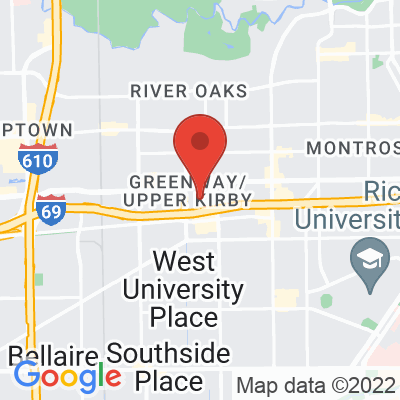 Map showing Greenway Coffee
