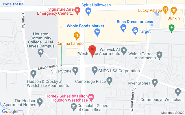 static image of 2825 Wilcrest Dr. Suite 128. Houston TX  77042