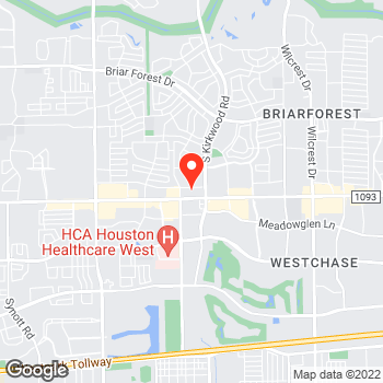 Map of Pizza in Houston, TX – Cicis Pizza at 11978-B Westheimer Rd, Houston, TX 77077