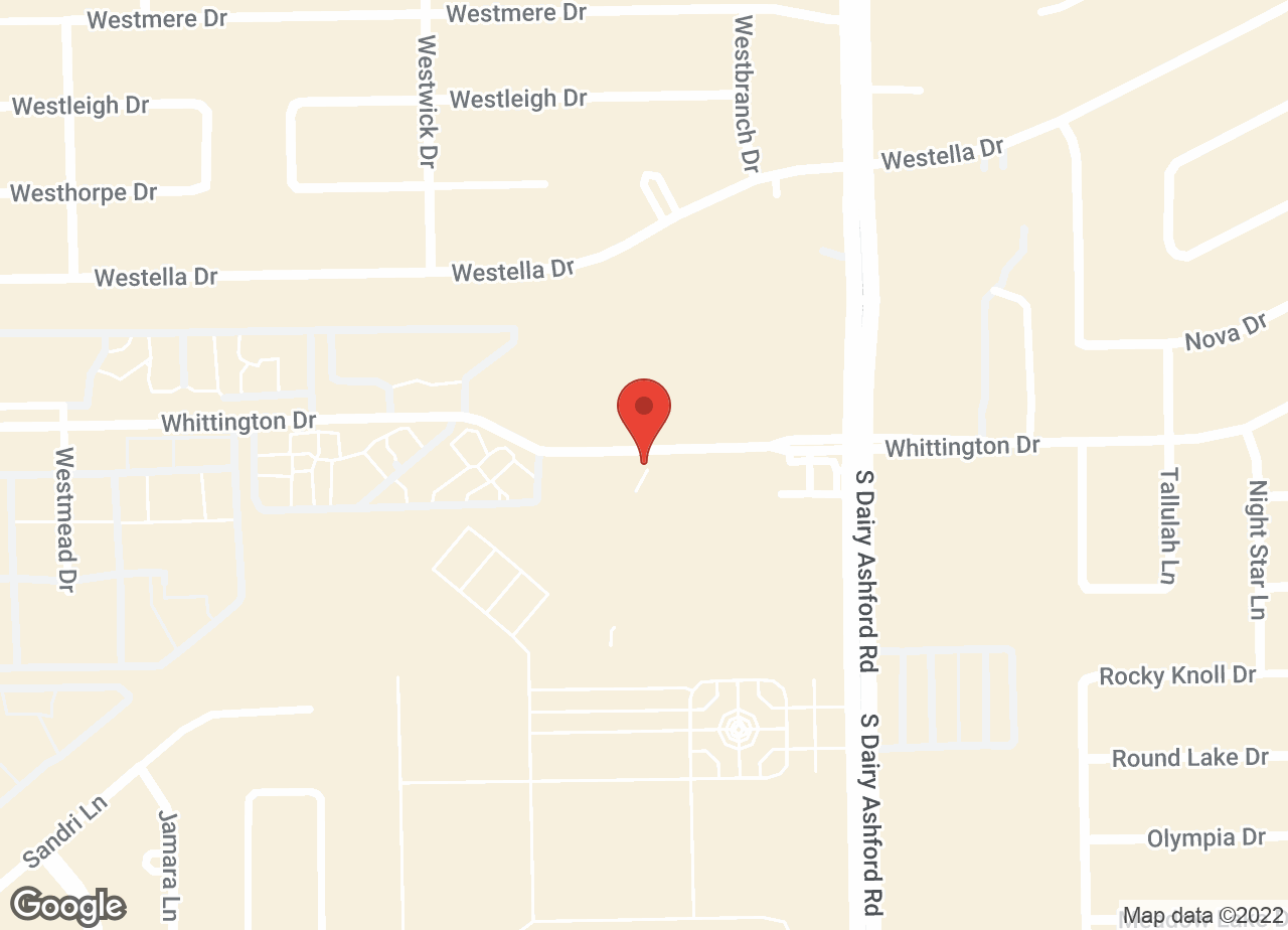 Google Map of VCA Ashford Animal Hospital
