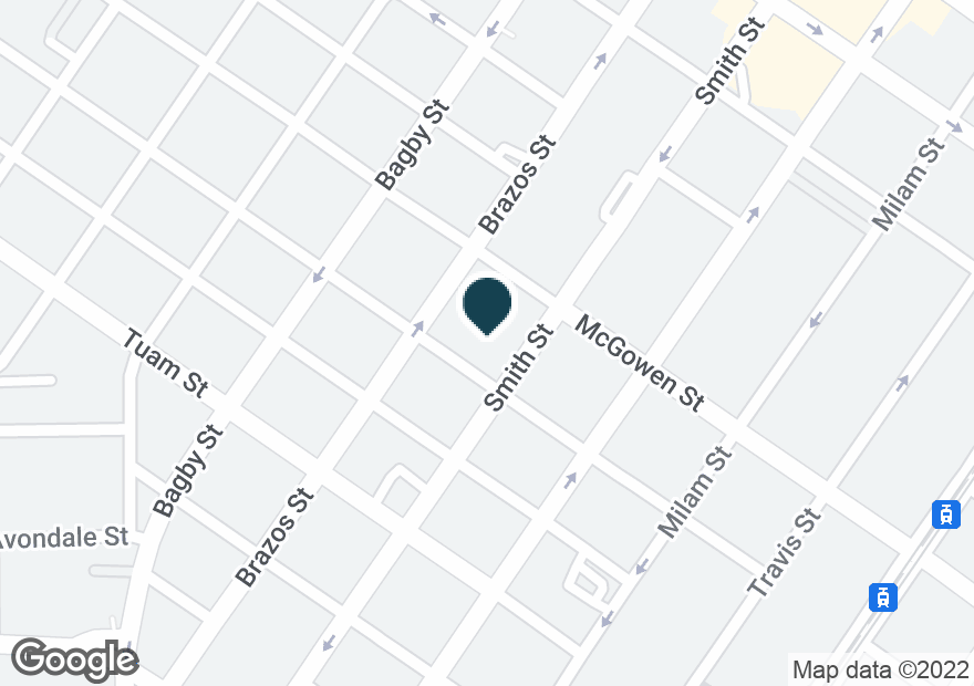 Google Map of2612 SMITH ST