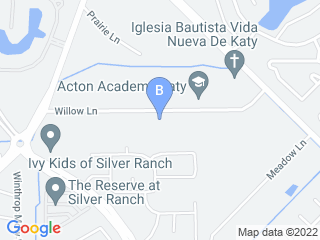 Map of Privileged Pets LLC Dog Boarding options in Katy | Boarding