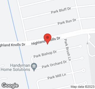 21411 Highland Knolls Drive