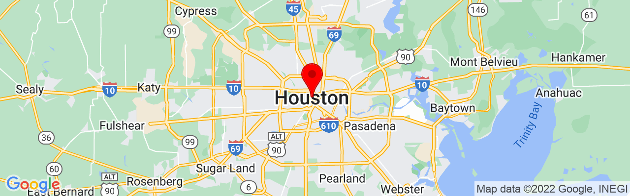 Google Map of The Detailing Syndicate - Houston TX, 1001 Texas Ave #1400, Houston, TX 77002, UNITED STATES, 29.760051944444,-95.362117222222