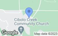 Map of Fair Oaks Ranch, TX