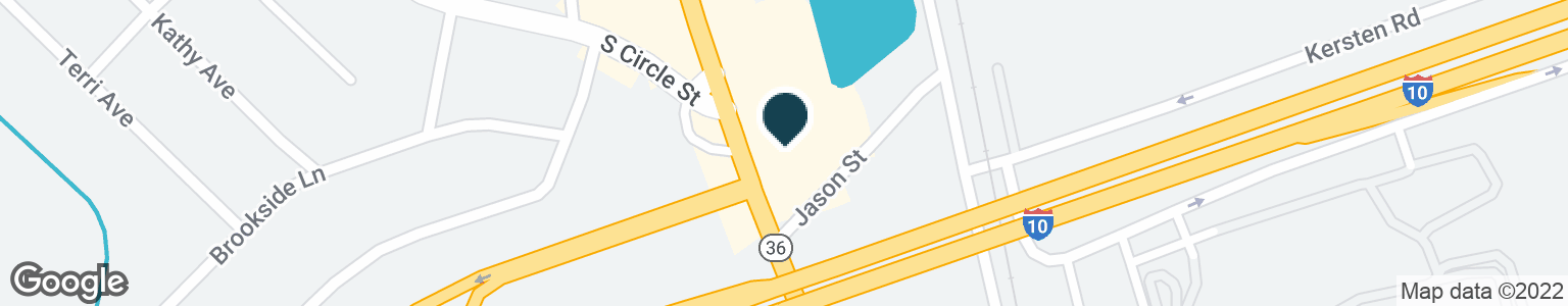 Google Map of1808 MEYER ST