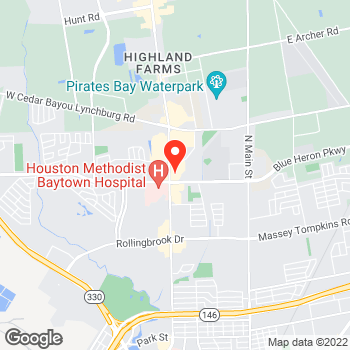 Map of Pizza in Baytown, TX – Cicis Pizza at 4508 Garth Rd, Baytown, TX 77521