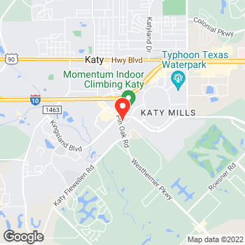 Map of Pizza in Katy, TX – Cicis Pizza at 1251 Pin Oak Rd, Katy, TX 77494