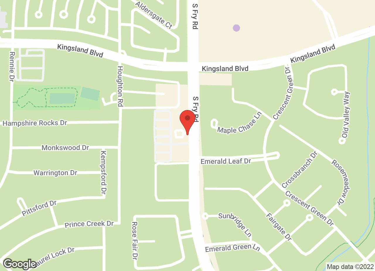 Google Map of VCA Kelliwood Animal Hospital