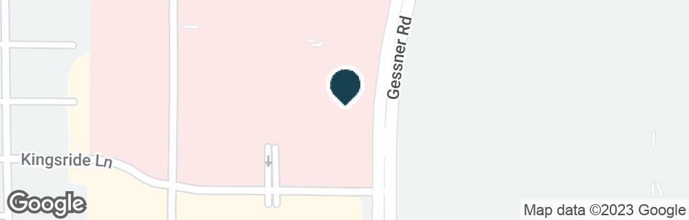 Google Map of915 GESSNER RD