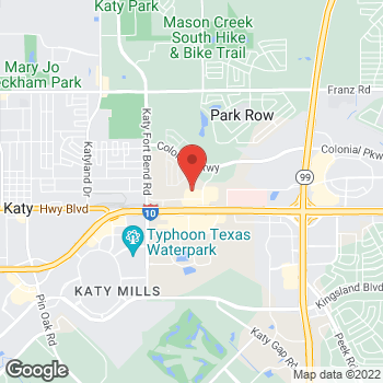 Map of buybuy BABY at 24600 Katy Freeway, Katy, TX 77494