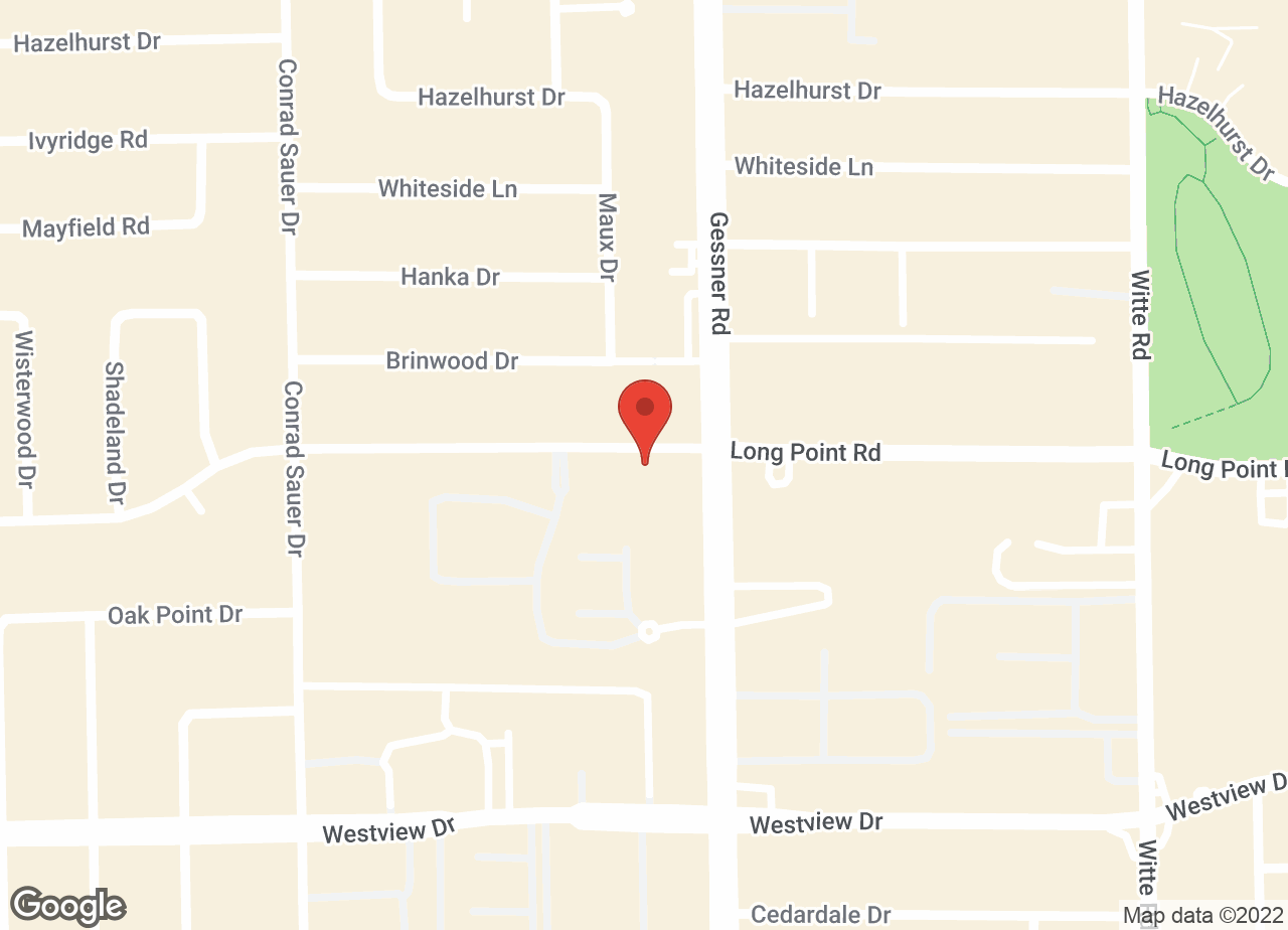Google Map of VCA Spring Branch Animal Hospital