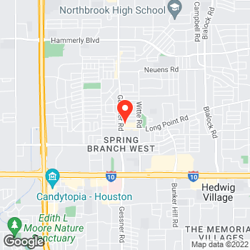Map of Pizza in Houston, TX – Cicis Pizza at 10086 Long Point Rd Ste A, Houston, TX 77055