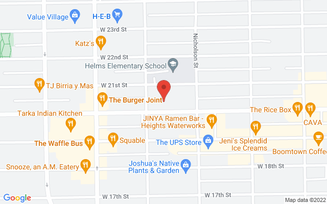 static image of 535 West 20th Street, Suite 205, Houston, Texas