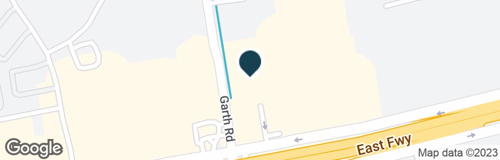 Google Map of7216 GARTH RD