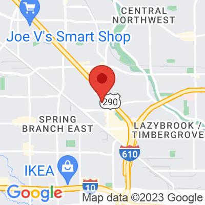 Map showing Katz Coffee