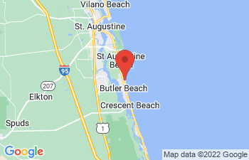 Map of St Augustine
