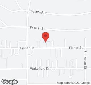 858 Fisher Street