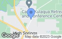 Map of High Springs, FL