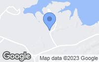 Map of Canyon Lake, TX