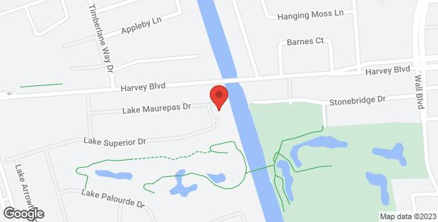 3409 LAKE VERRET Drive Harvey LA 70058