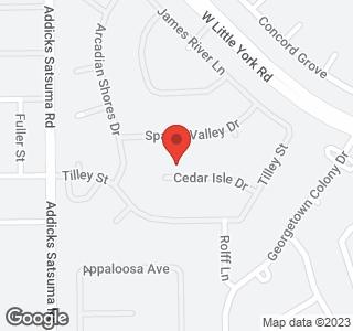 14806 Cedar Isle Drive