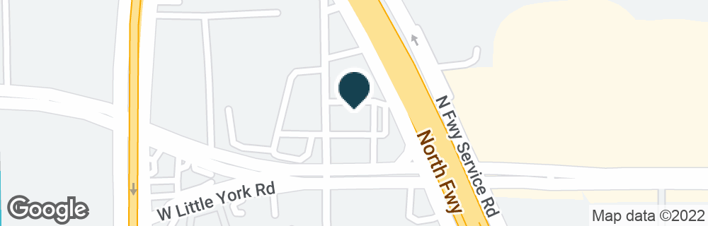 Google Map of530 W LITTLE YORK RD